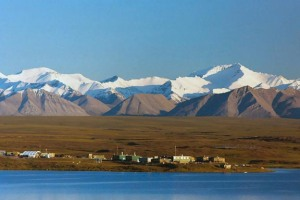 This is Toolik Field Station. There are some awesome mountains there, and it is a generally pretty place.
