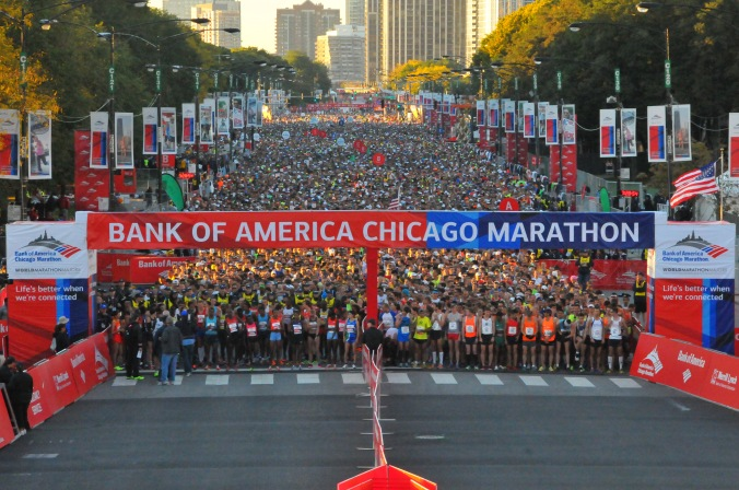 I'll be crossing that start line soon enough!! 162 days, to be exact.