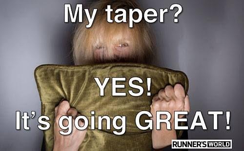 tapering-stress
